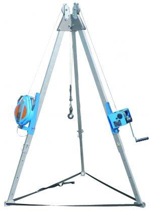 Kit Tracpode Rescue Pro  (Tracpode + 2 Kit polea + Blocfor R + caRol TS250)